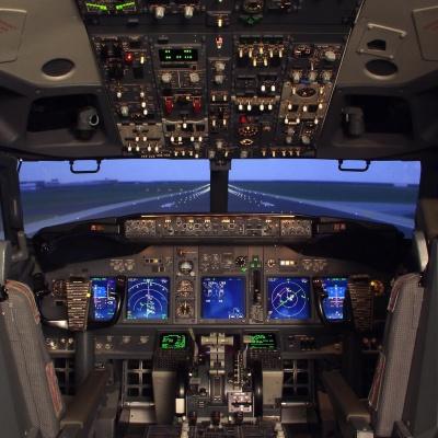 Flugsimulator Boeing B737 800 (NG)