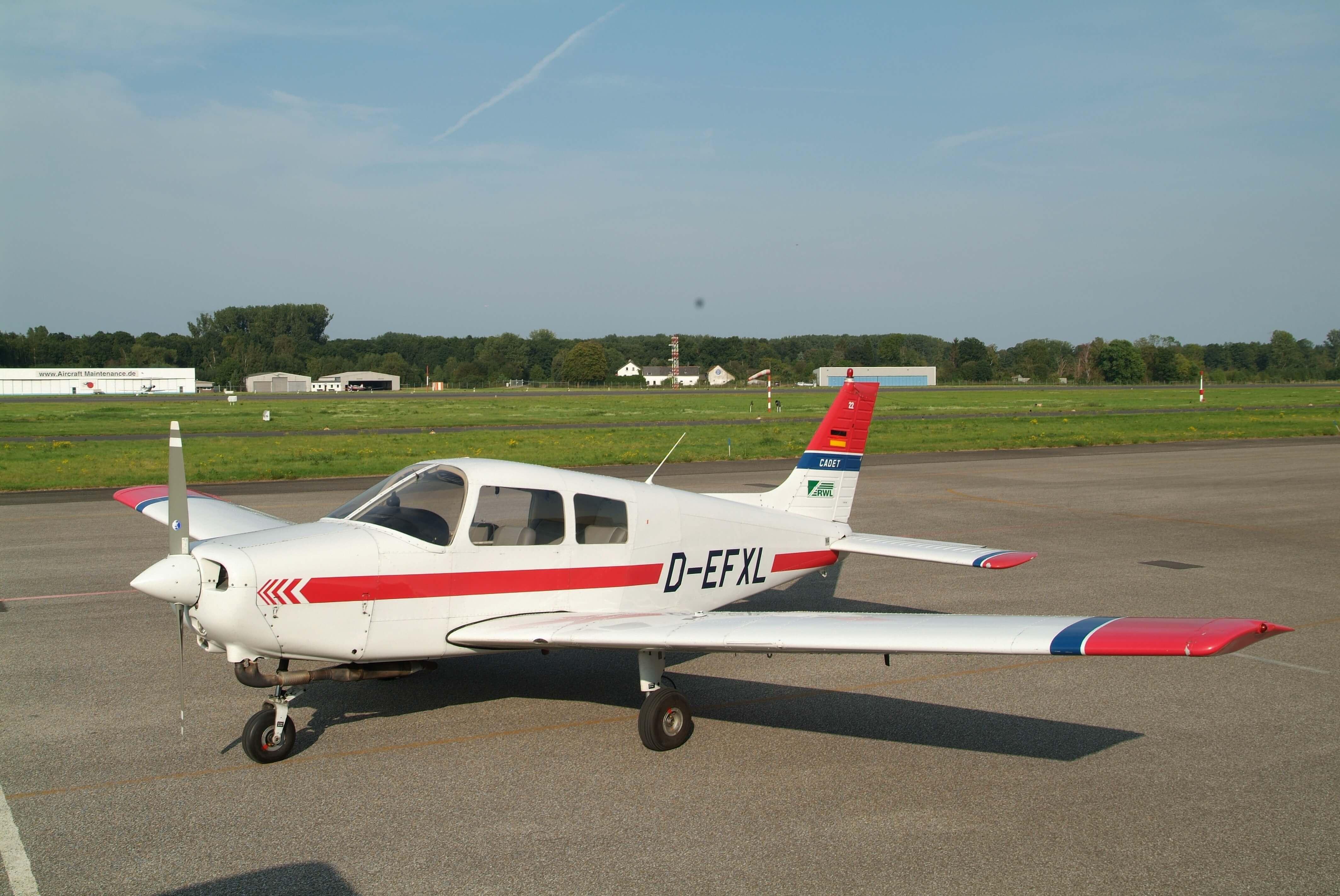 Piper PA 28 Cadet