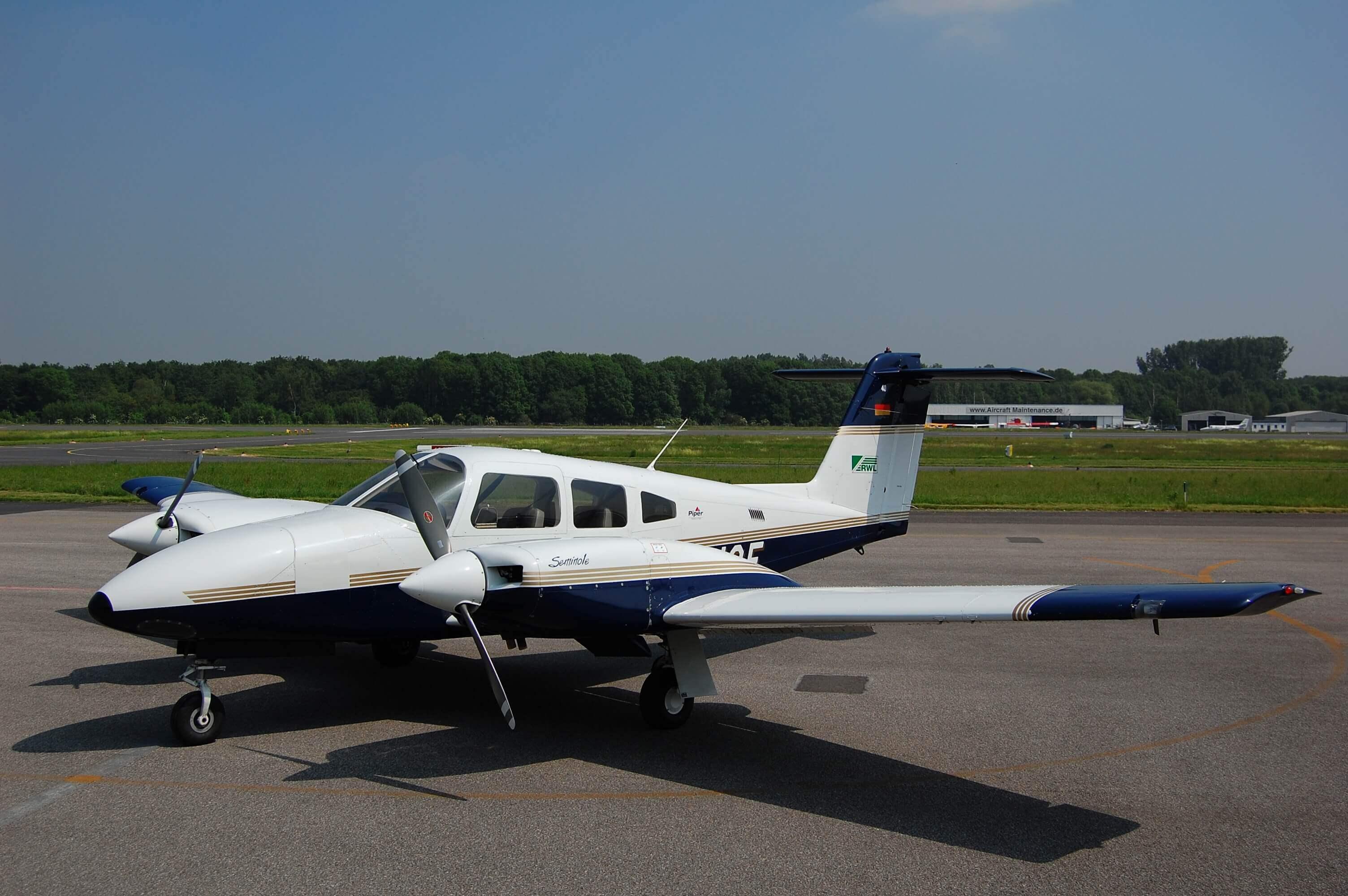 Piper PA 44 Seminole