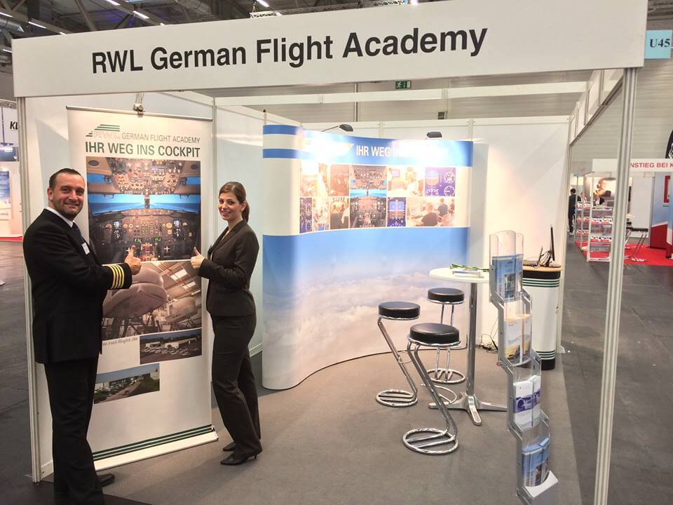 RWL German Flight Academy - Einsteig