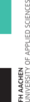 Flugbetriebstechnik mit Verkehrspilotenausbildung - Logo FH Aachen