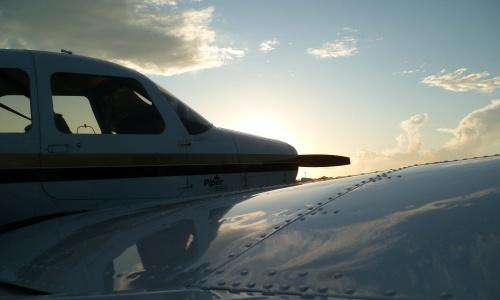 ATPL ab initio Flugzeug Pilotenausbildung