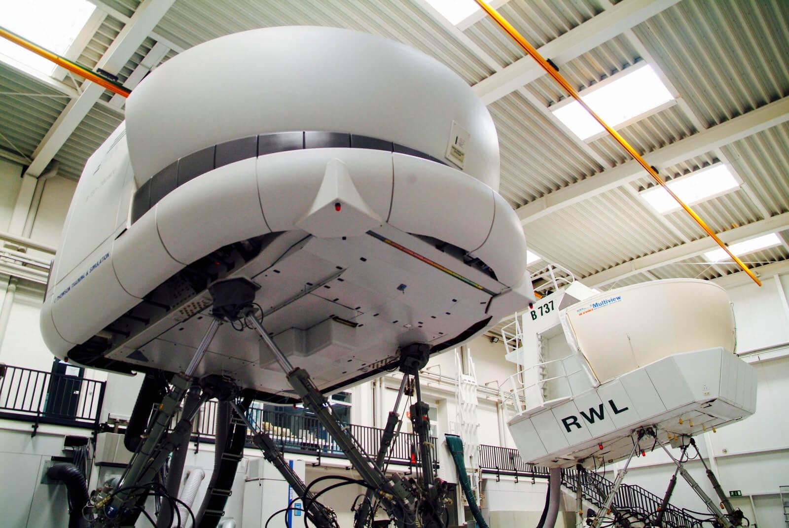 Pilotenausbildung bei der RWL
