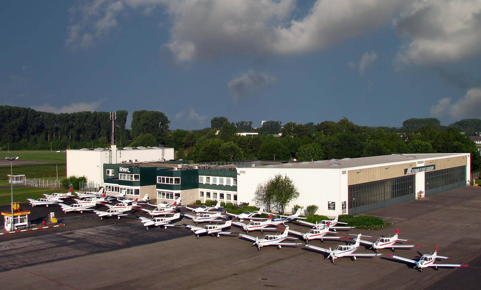 RWL Flugschule Mönchengladbach