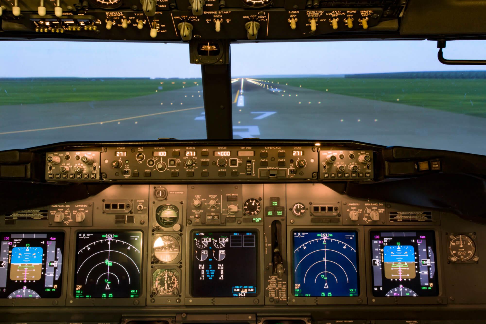Flugsimulator