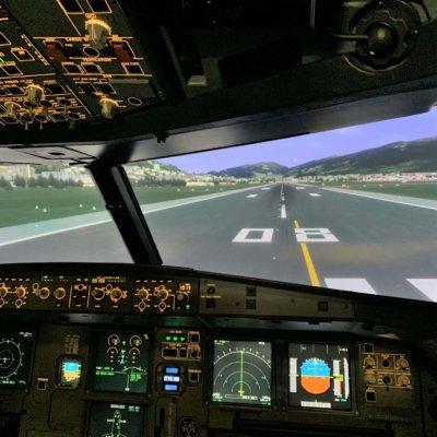 Cockpit A320